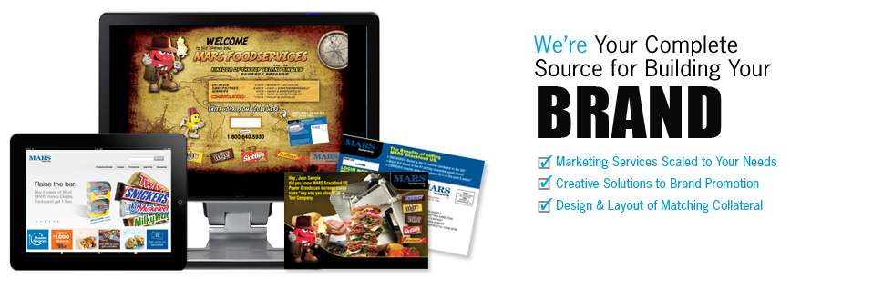 Marketing Services & Brand Promotion